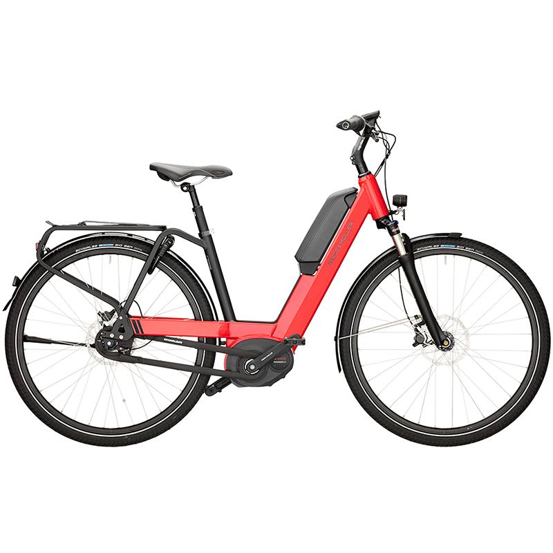 Vélo électrique de ville O2Feel Selve