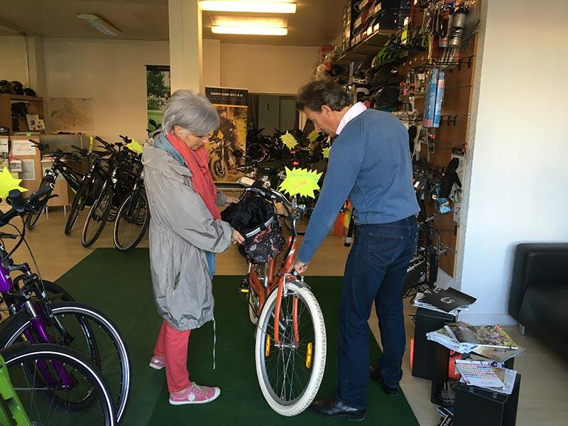 Vente vélos électriques 2 Roues Vertes